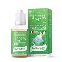E-liquide LIQUA goût Double Menthe Flacon 10 ml