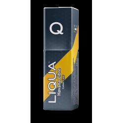 E-liquide LIQUA Q Cuban Cigar Tobacco / Havana Libre