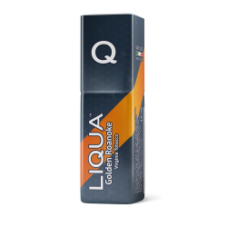 E-liquide LIQUA Q Virginia Tobacco / Golden Roanoke