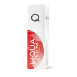 E-liquide LIQUA Q Strawberry / Fragola Fresca
