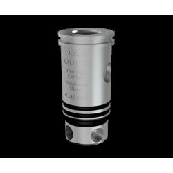 Tête d'atomiseur LiQua Qube 0,5 Ohm