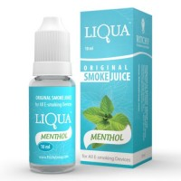 E-liquide LIQUA Menthol / Menthol