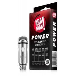 Tête d'atomiseur ARAMAX POWER pack de 5