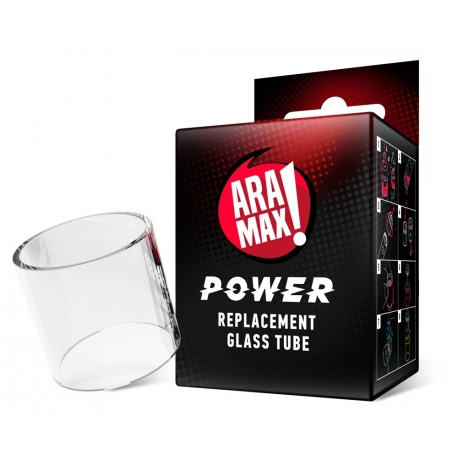 Réservoir Pyrex ARAMAX POWER
