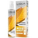 Liqua - E-liquide Mix & Go 50 ml Classique Traditionnel / Traditional Tobacco