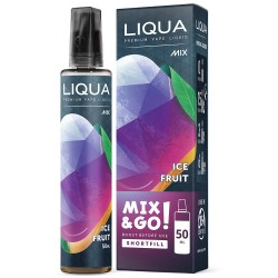 E-liquide Liqua 50 ml Mix & Go Fruit Glacé / Ice Fruit