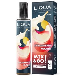 E-liquide Mix & Go Yaourt aux Fraises / Strawberry Yogurt