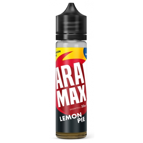 Aramax - E-liquide 50 ml Lemon Pie