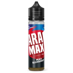 Aramax - E-liquid 50 ml Blueberry