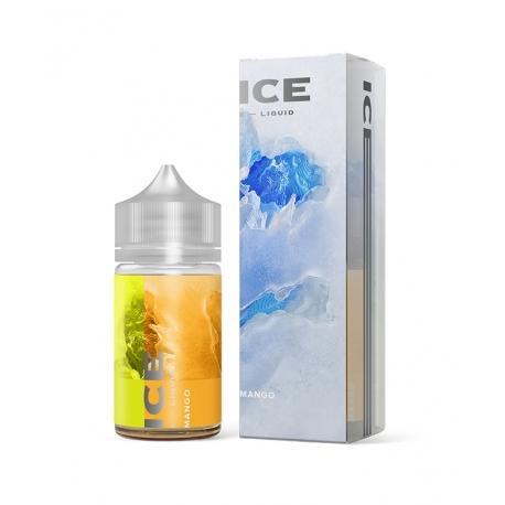 Differ - E-liquide Ice 60 ml Ice Mango/Mangue Glacée