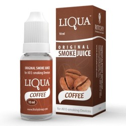 E-liquide LIQUA goût Café Flacon 10 ml