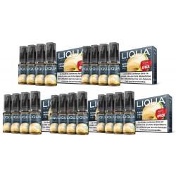 Liqua - Banana Cream / Banana Cream Pack de 20