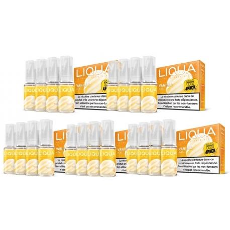 Liqua - Vanilla Pack of 20