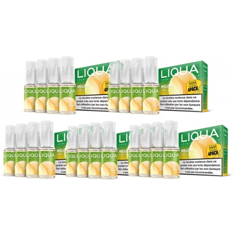 Liqua - Melon Pack of 20
