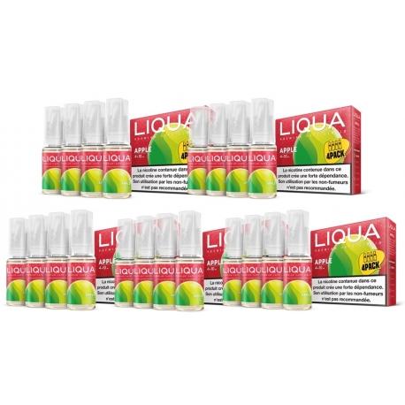 Liqua - Apple Pack of 20