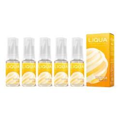 E-liquide Liqua Vanille pack de 5