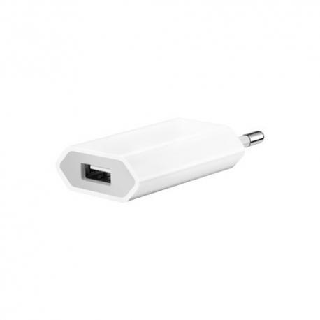 Chargeur secteur USB Slim