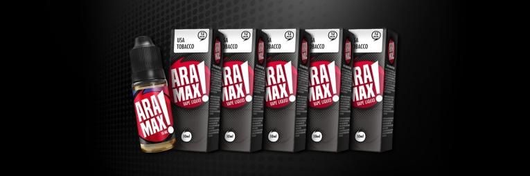 E-liquides ARAMAX Pack of 5