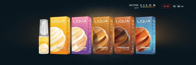 E-liquides Liqua Gourmandes