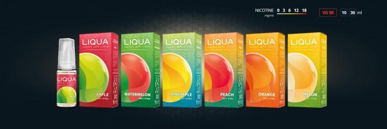 E-Liquides Liqua Fruitées