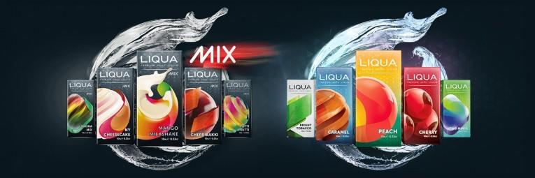 E-liquides Liqua Pack de 5