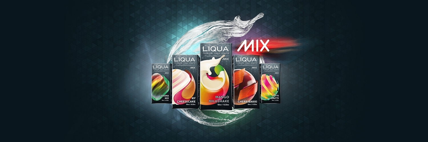 Liqua Eco Packs MIX